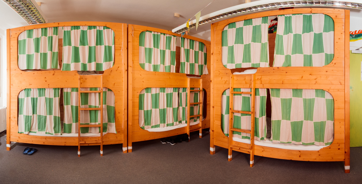Bunk - Bed of the dragon room